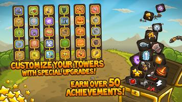 Screenshot of Kingdom Rush