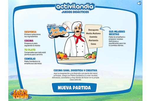 解謎必備APP下載|Escuela Cocina Pablo Fantástic 好玩app不花錢|綠色工廠好玩App