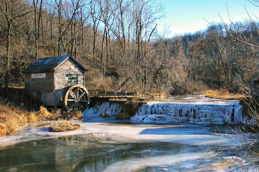 American Heritage by Ray Gradel - Buildings & Architecture Decaying & Abandoned ( landmark, old mill, decaying, heritage, abandoned,  )