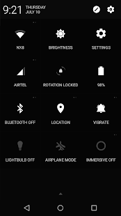 Veu - PA/CM11 Theme - screenshot thumbnail