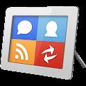 Social Frame (Show de Slides) icon