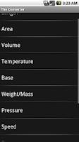 Screenshot of Converter Pro