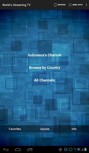 World's Streaming TV