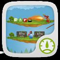 Baby Dinosaur GO Taskmanager icon