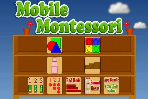 Mobile Montessori Free - screenshot