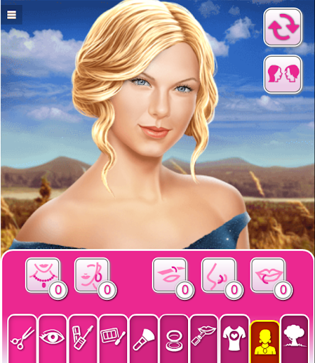 Make up and Dress up Games