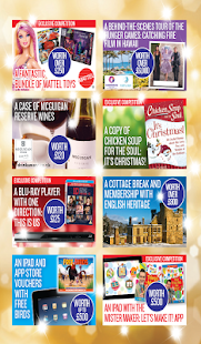 Morrisons Magazine for tablet - screenshot thumbnail