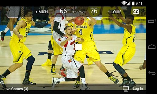 NCAA March Madness Live Screenshot 34