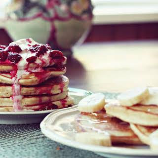 Pancake With Coconut Milk Recipes.