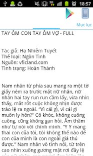 Tay om con, tay om vo - FULL - screenshot thumbnail