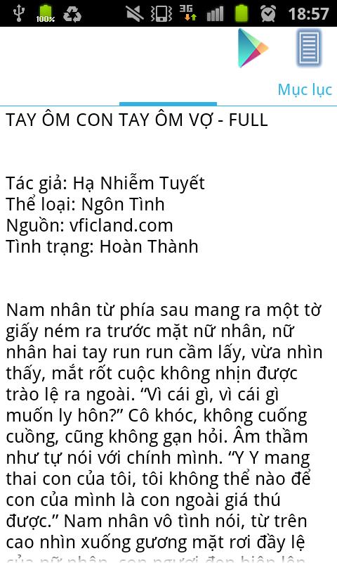 Tay om con, tay om vo - FULL- screenshot