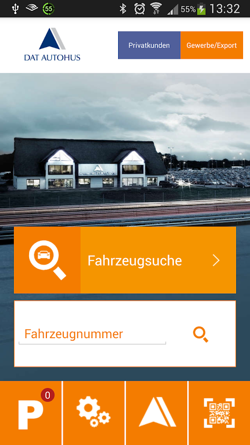 DAT AUTOHUS- screenshot