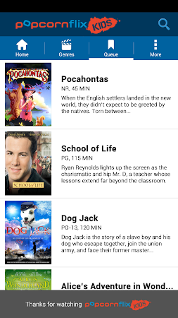 Popcornflix Kids™ 3.3 screenshot 1680429