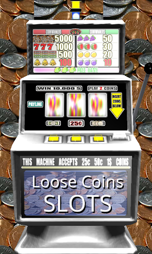 3D Loose Coins Slots - Free