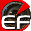 Dr.EFLenses Canon DSLR Partner icon