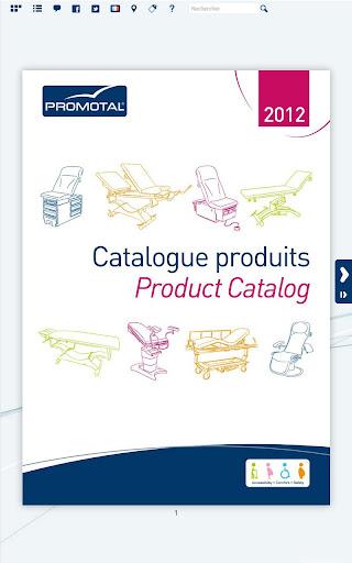 Catalogue Promotal