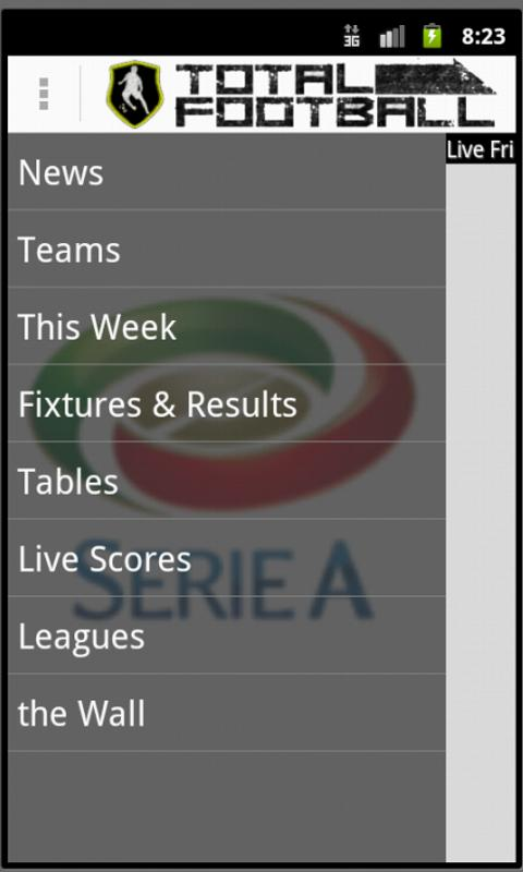 Total Football News - screenshot