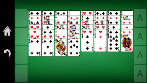 FreeCell Solitaire  screenshots 1