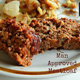 Man Approved Meatloaf.