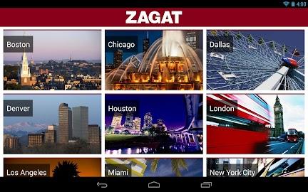Zagat Screenshot 24