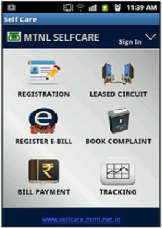 MTNL Mumbai Selfcare