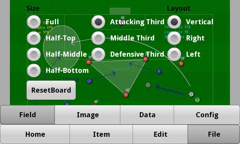 Football Tactics Pro- screenshot