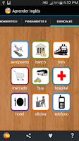 Screenshot of Learn English and Spanish