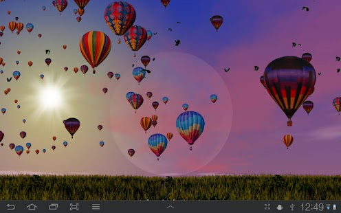 Hot Air Balloons Free- screenshot thumbnail