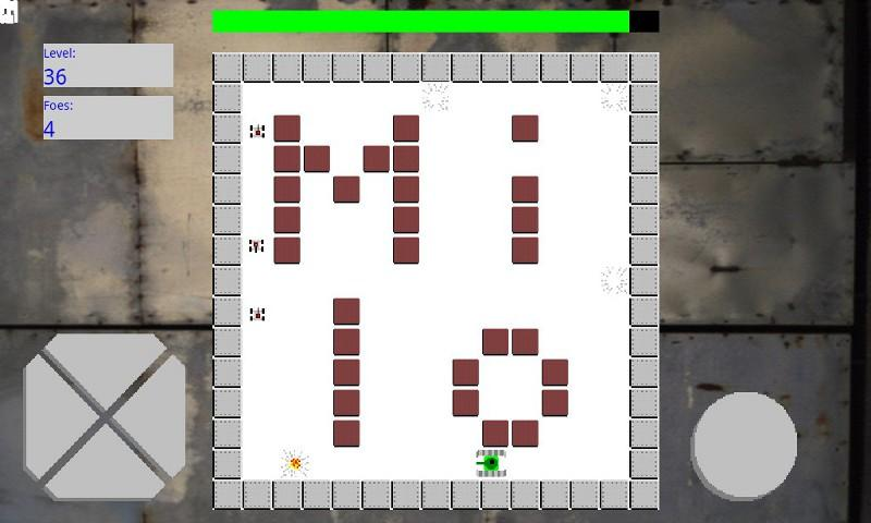 Most Addictive Tank Maze Game2- screenshot