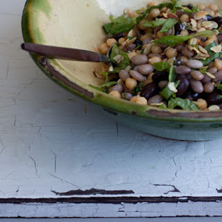 Honey-Balsamic Bean Salad