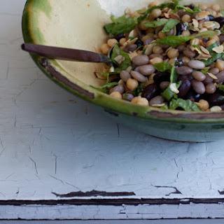 Honey-Balsamic Bean Salad.