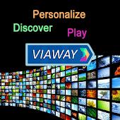 Viaway: TV Films Video Radio