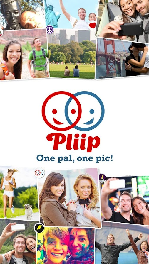 Pliip - One friend, one pic!- screenshot