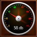 Sound Meter/Noise detector db icon