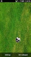 Screenshot of Soccer Screen