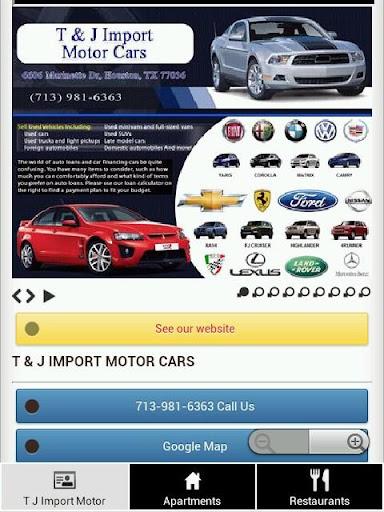 T J Import Motor