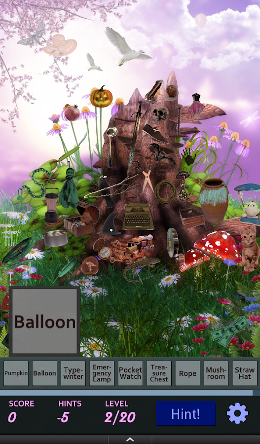Hidden Object Spring Garden Android Apps On Google Play