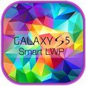 Galaxy S5 Smart LWP icon