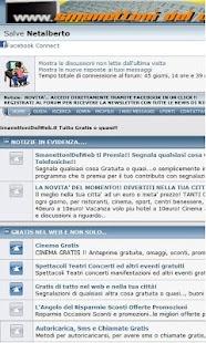 SmanettoniDelWeb Tutto Gratis- screenshot thumbnail