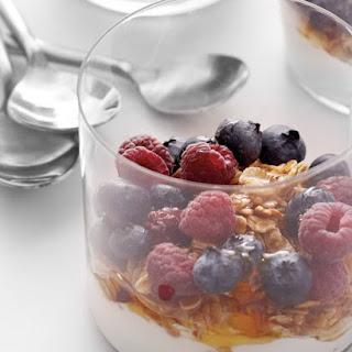 Emeril's Anytime Yogurt Parfaits