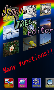 Simple Image Editor - screenshot thumbnail