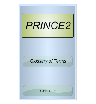 Glossary of Terms for PRINCE2