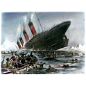 Sinking of the Titanic icon