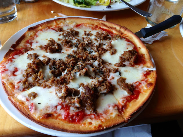 Photo from Sammy's Woodfired Pizza