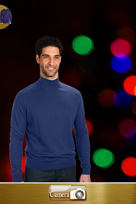 Men Sweater Suit Fashion - screenshot