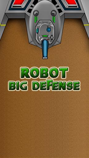 Robot Big Defense