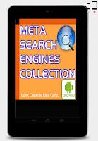 Screenshot of METASEARCH ENGINES VOL.1