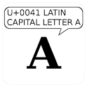 Unicode Name Database icon