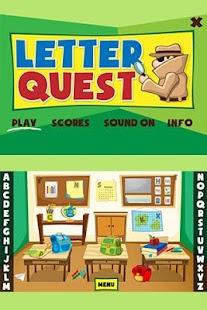 Letter Quest - screenshot thumbnail