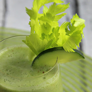Cucumber And Ginger Smoothie